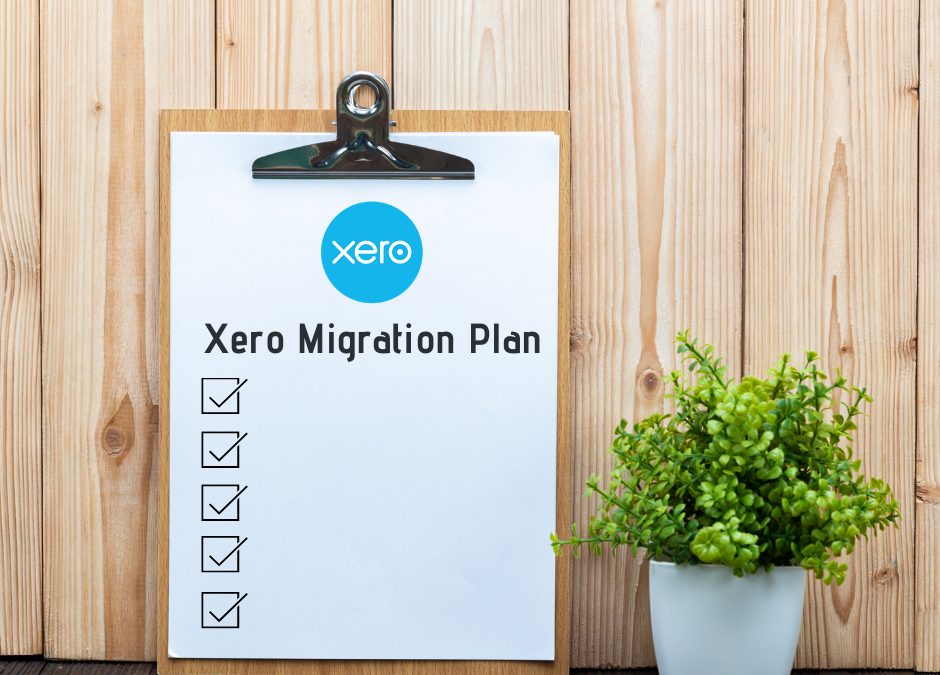 5 Step Guide to Prepare for your Xero Migration