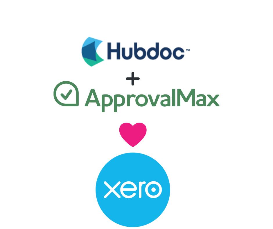 Hubdoc_Xero_ApprovalMax_Beautiful_Business